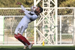 قدوس از امشب در اردوی تیم ملی ایران