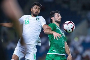 فرار عربستان از شکست برابر عراق
