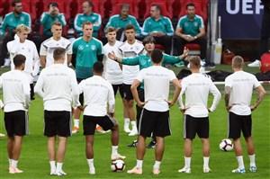 آلمان با ترکیبی متفاوت به مصاف فرانسه میرود؟