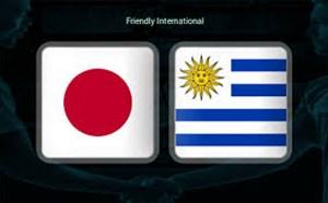 خلاصه بازی ژاپن 4 - اروگوئه 3 (دوستانه)