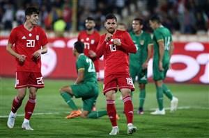 گزارش زنده بازی ایران بولیوی در تاریخ 97/7/24