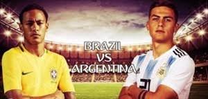 خلاصه بازی برزیل 1 - آرژانتین 0