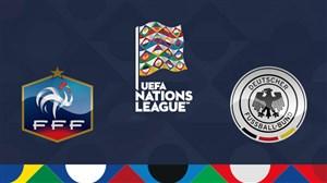 خلاصهبازی فرانسه 2 - آلمان 1