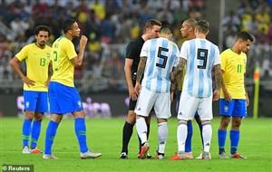 مارکاتی: تفاوت برزیل و آرژانتین مثل شب و روز است!