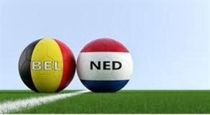 خلاصه بازی بلژیک 1 - هلند 1