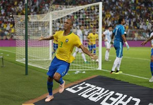 برزیل و قهرمانی مسابقات چهارجانبه عربستان