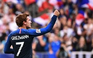 درخشش ستارههای لالیگایی در بازی آلمان - فرانسه