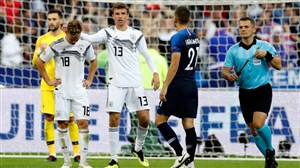 احتمالات صعود آلمان از مرحله گروهی لیگ ملتها