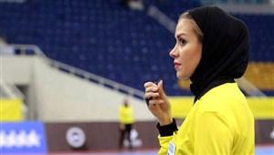 صحبت های گلاره ناظمی درباره فینال المپیک جوانان