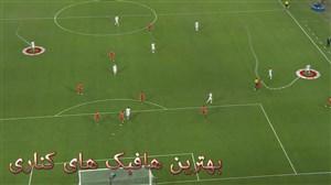 آنالیز بهترین هافبکهای کناری جام جهانی 2018 روسیه