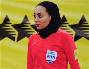 زری فتحی:آقایان در فوتبال مطیعترند