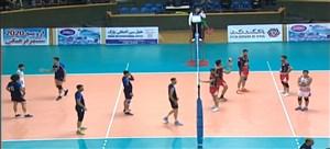 خلاصه والیبال شهرداری ارومیه 0 - پیکان تهران 3