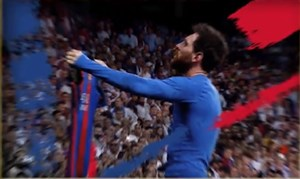 کلیپ باشگاه بارسلونا به مناسبت الکلاسیکوی پیشرو