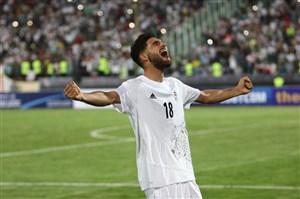 جهانبخش آماده بازی در جام ملتها