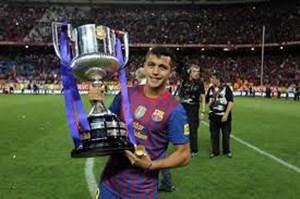 برترین بازیکنان شیلی در تاریخ لالیگا
