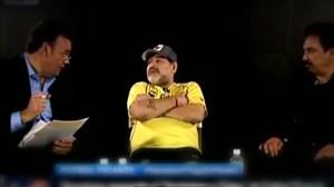 سوال و جواب های جالب از مارادونا