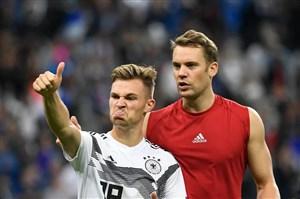 واکنش خشمگینانه کیمیچ به هواداران آلمانی در فرانسه