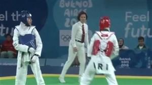گزارشی از عملکرد تکواندوکاران ایران در المپیک جوانان آرژانتین