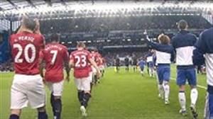 بازی خاطره انگیز منچستریونایتد 3 - چلسی 2 در فصل 13-2012
