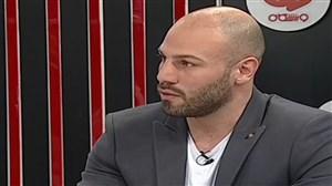 اختلافات احسان روزبهانی با عوامل سابق فدراسیون بکس