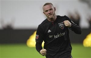 عملکرد درخشان وین رونی در لیگ MLS آمریکا