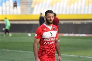 عباسزاده به بازی با نفت مسجد سلیمان میرسد