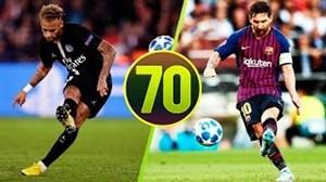 70 ضربه کاشته فوق العاده جهان فوتبال (قسمت1)