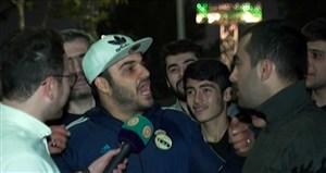 صحبت های هواداران تیم ملی قبل از دیدار با بولیوی