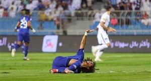 پارگی رباط صلیبی عمر عبدالرحمان و از دست دادن جام ملت ها