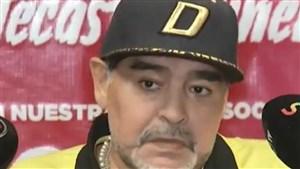 مارادونا: بعضیها میخواهند من را مقابل مسی قرار بدهند