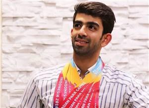 حضور شاهین ایزدیار در کنوانسیون بینالمللی ورزشی
