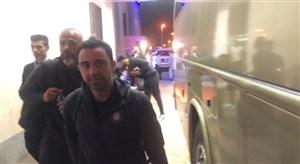 ورود تیم السد به تهران برای دیدار با پرسپولیس