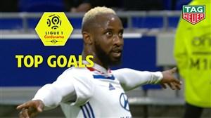 گل های برتر هفته هفدهم لیگ فرانسه 19-2018