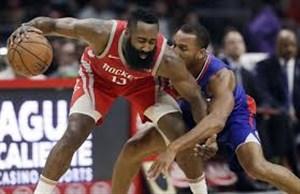 خلاصه بسکتبال هیوستون راکتس - لس آنجلس کلیپرز