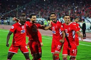 گزارش بازی پرسپولیس ایران و السد قطر دیدار برگشت نیمه نهایی لیگ قهرمانان آسیا تاریخ 1397/8/1