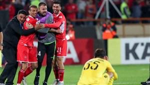 زنده از تهران - قرمزها بیتاب فینال لیگ قهرمانان