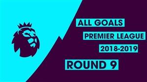 تمام گل های هفته نهم لیگ برتر جزیره 19-2018
