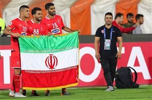 قهرمانی پرسپولیس 80 میلیون ایرانی را خوشحال می کند