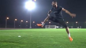 تمرین امروز تیم احمد گروژنی با حضور میلاد محمدی