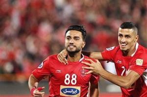 نامزدهای برترین گل هفته لیگ قهرمانان آسیا