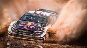 لحظات زیبا در مسابقات WRC (رالی قهرمانی جهان ) 19-2018