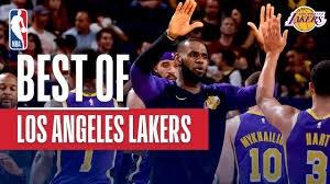 بهترین حرکت های لس آنجلس لیکرز در مقابل فینیکس سانز