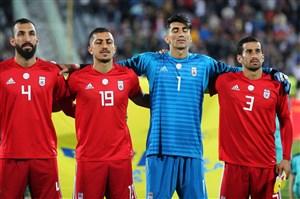 با قضاوت قطریها ایران سرخپوش میشود