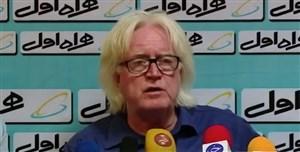 کنفرانس خبری قبل از دیدار استقلال - سپاهان