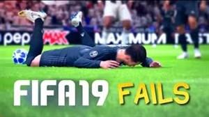 اتفاقات جالب در بازی FIFA19