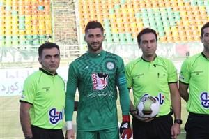 بدشانسی در روز کاپیتانی گلر تیم ملی