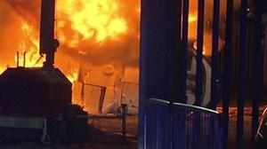 هلیکوپتر مالک لسترسیتی سقوط کرد