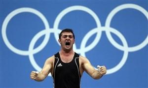 IOC مدال محمدپور را رسما ثبت کرد