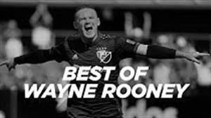 تمام گلها و پاس گلهای وین رونی در لیگ MLS آمریکا