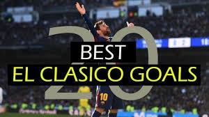 20 گل برتر الکلاسیکو در لالیگا
